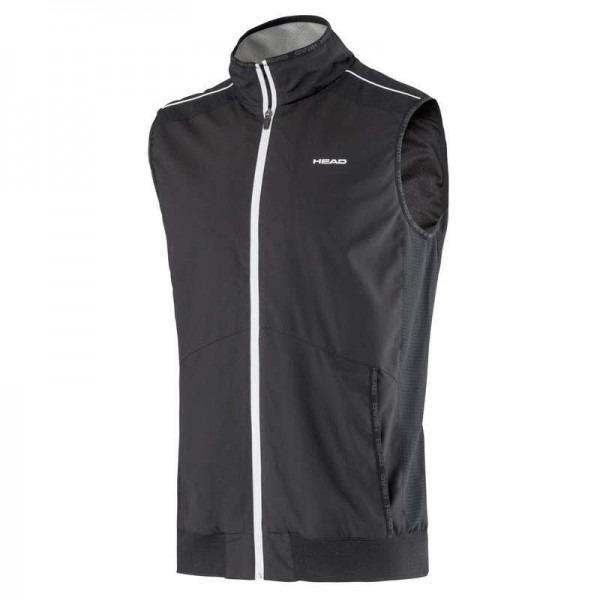 Head Club Vest Nero Uomo 1