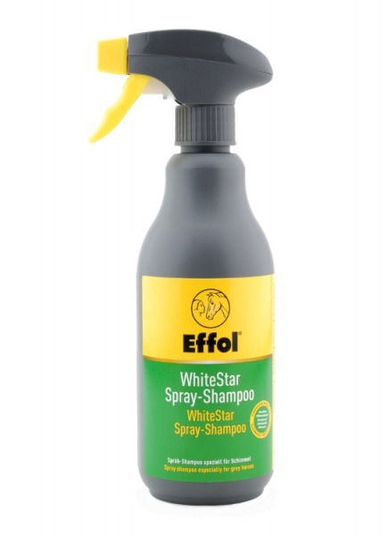 Effol White Star Spay Shampoo 1