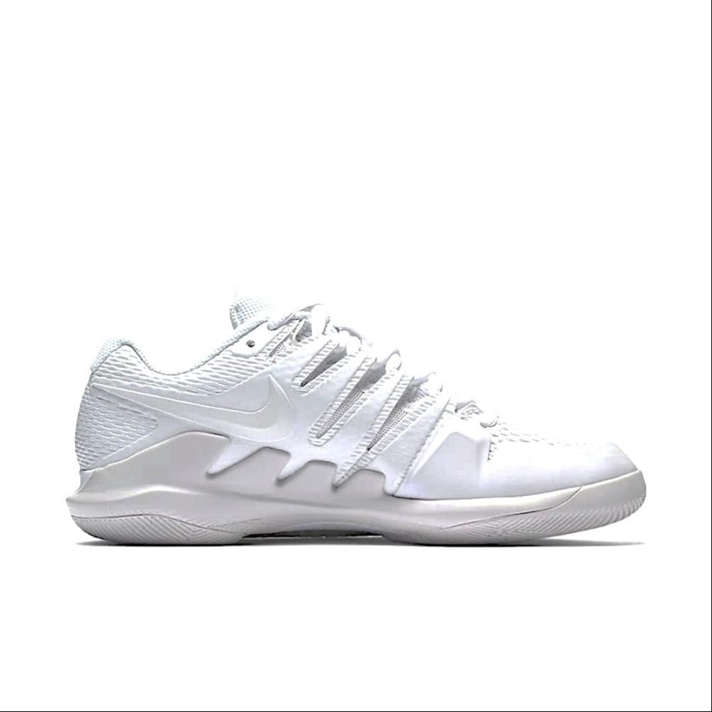 Nike Zoom Vapor X HC Bianco Donna