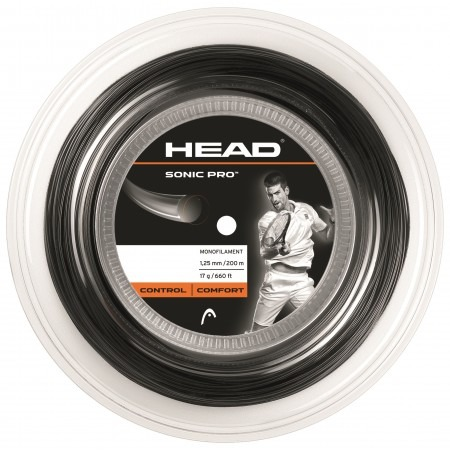 Head Sonic Pro Nero 1.30  mm 200 m