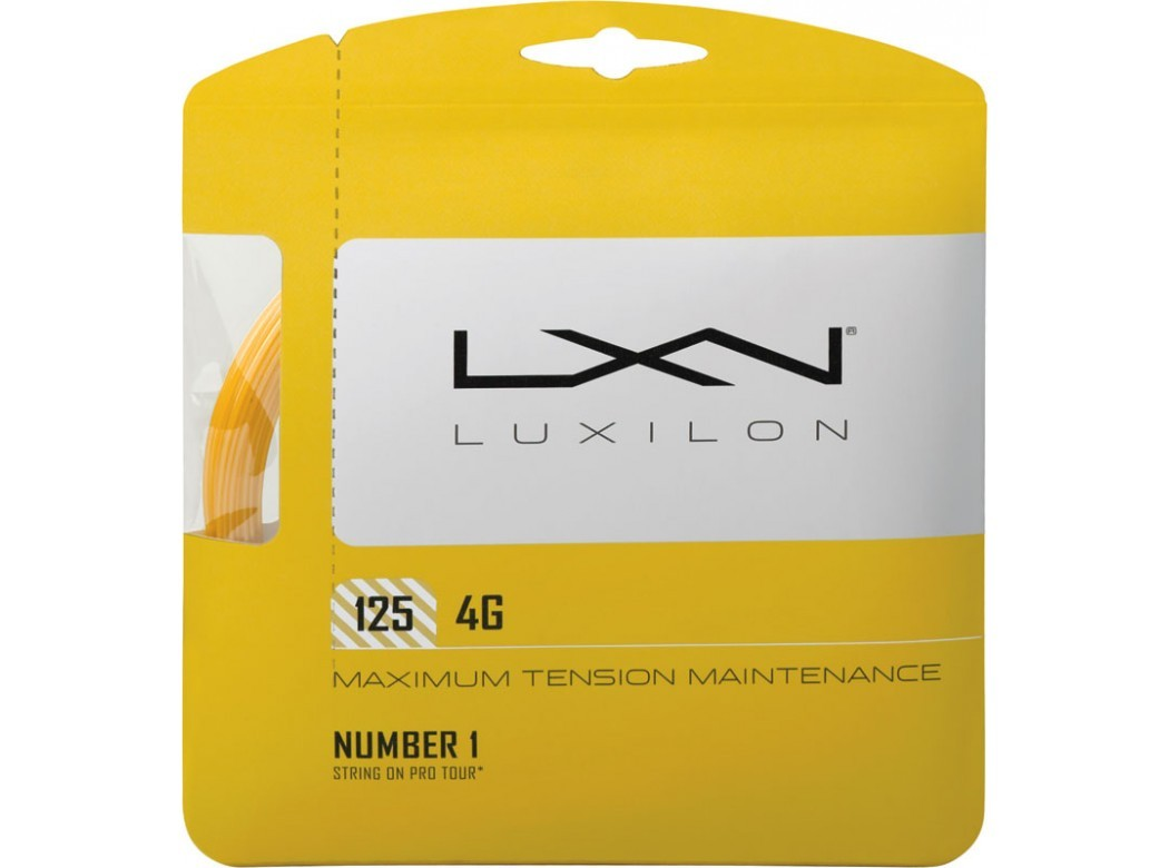 Luxilon 4G 1.25 mm 12 m 1