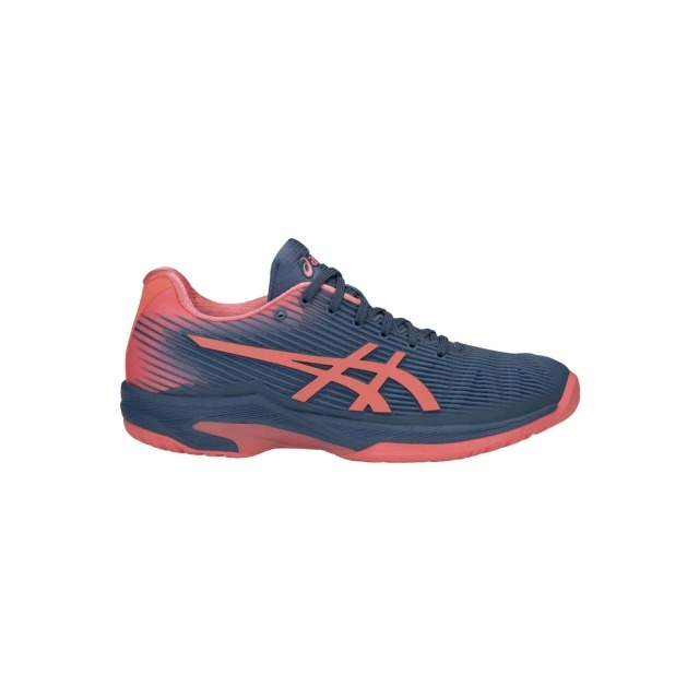 Asics Solution Speed FF Clay Grand Shark-Papaya Donna 1