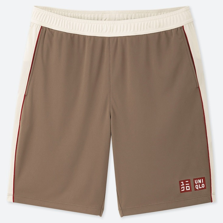 Uniqlo Short Roger French Open Marrone Uomo