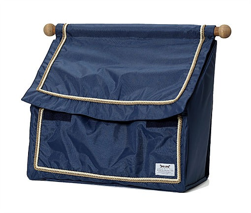 Marta Morgan Stable Bag Navy