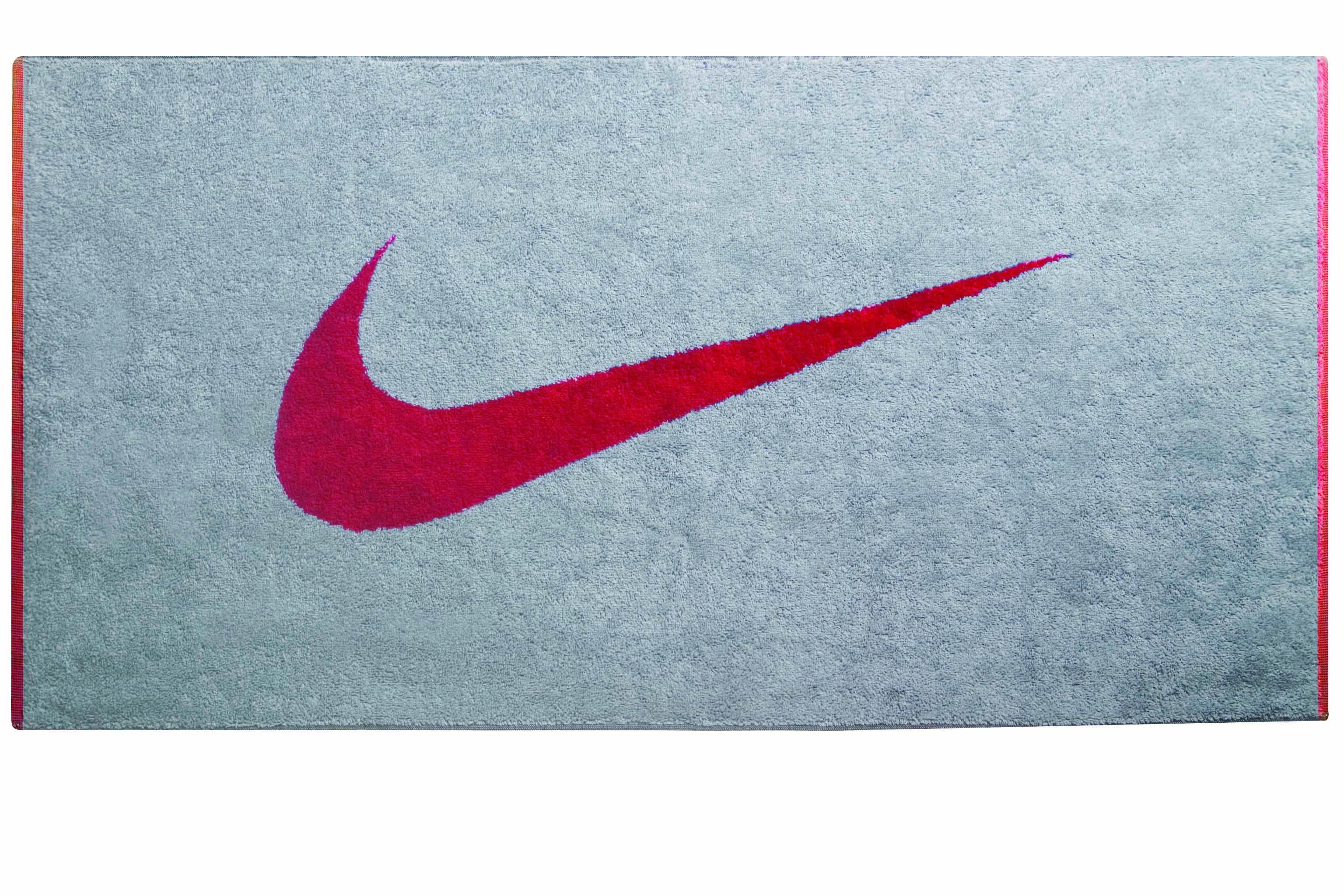 Nike Asciugamano Grande Grigio