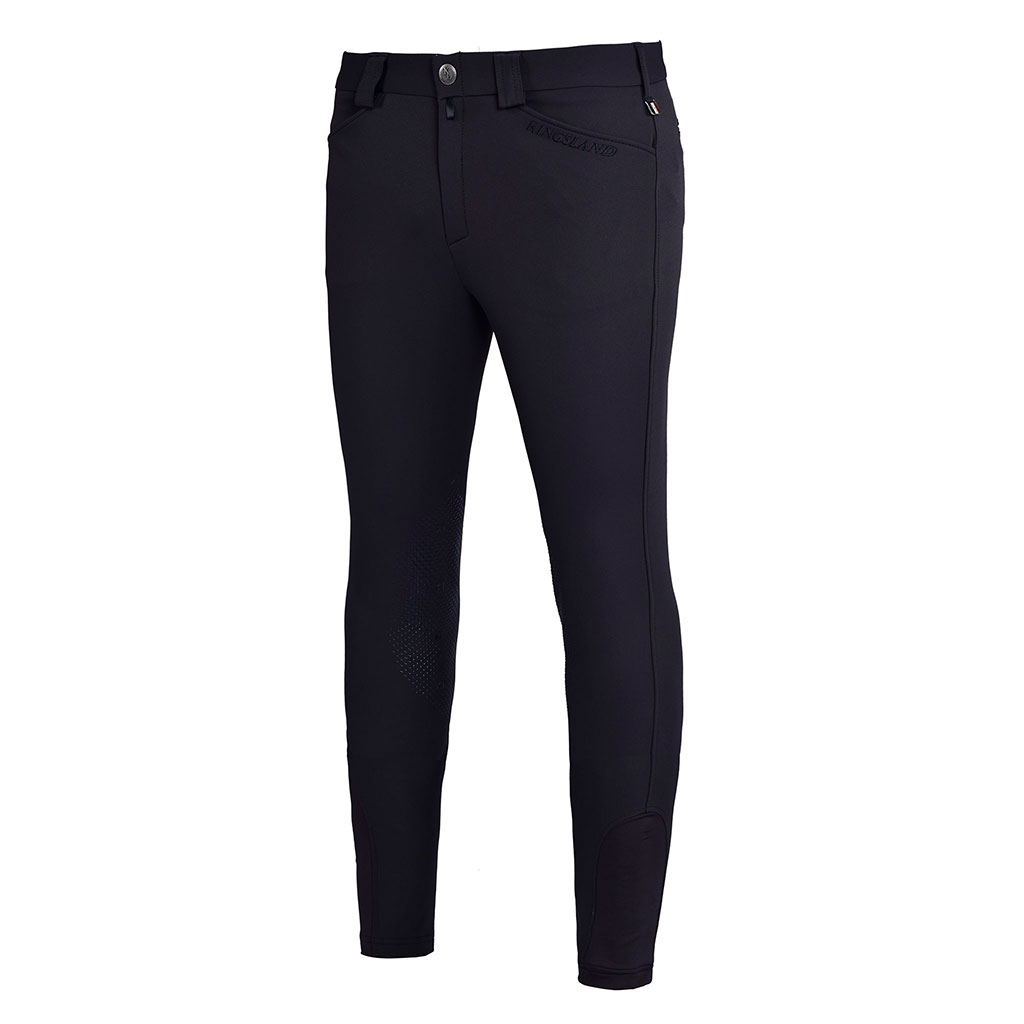 Kingsland Keith K-Tec K-Patch Breeches Navy Uomo