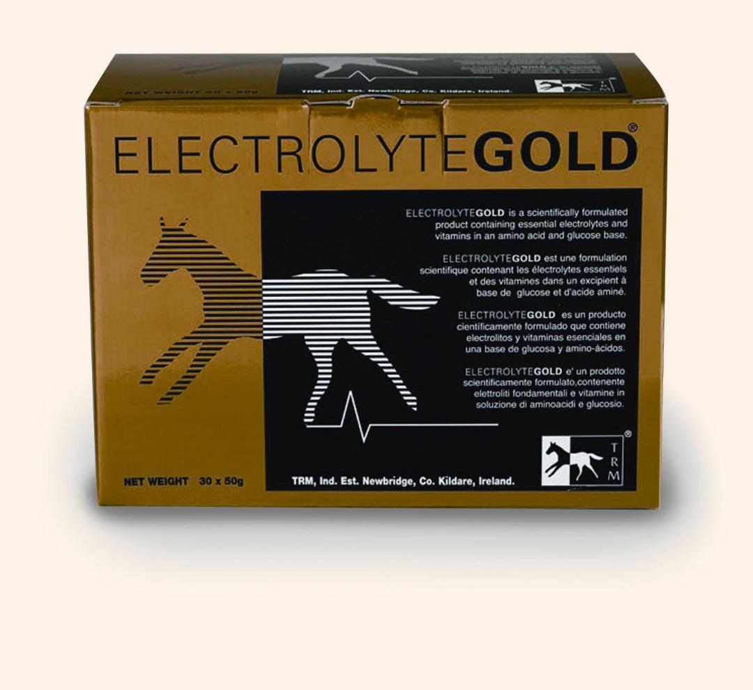 TRM-Electrolyte Gold 30 x 50 Gr
