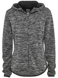 Wilson Training Hooded jacket Grigio Donna 1