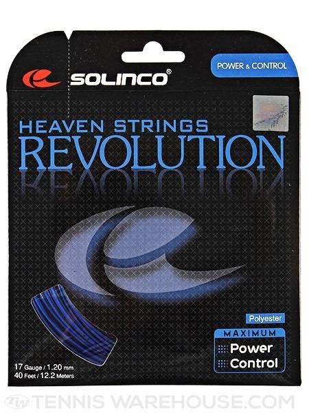Solinco Revolution 1.25 mm Sciolto 1
