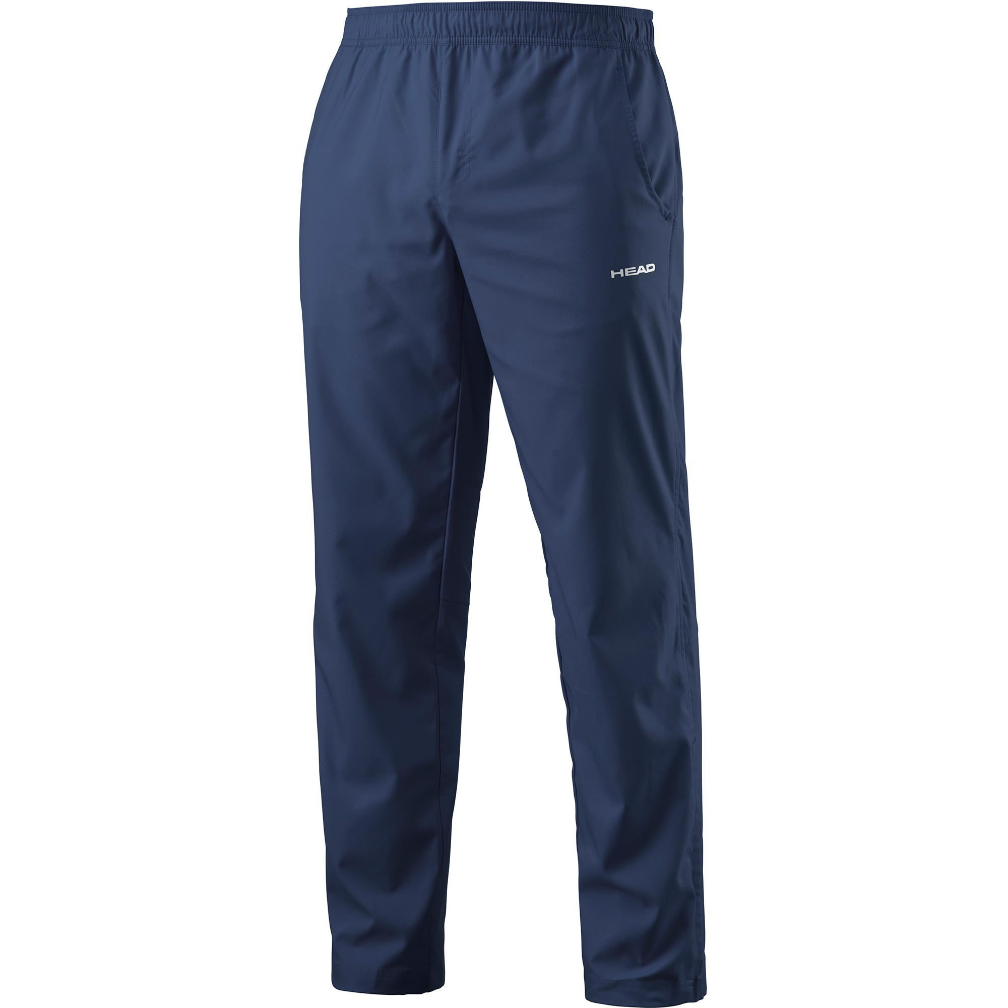 Head Club Pantalone Navy Uomo