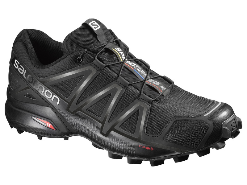 Salomon Speedcross 4 Nero Uomo