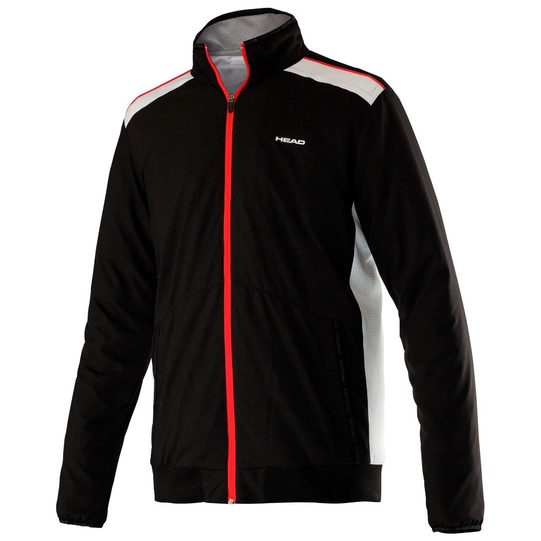 Head Club Jacket Nero Bambino