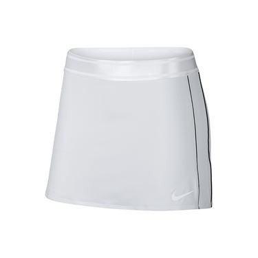Nike Court Dry Skirt Bianco Donna