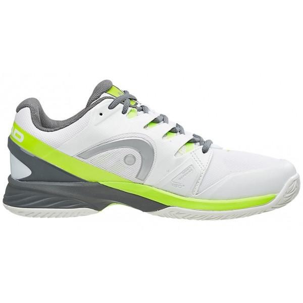 Head Nitro Pro White Neon Yellow Uomo