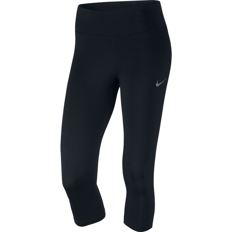 Nike Power Essential Running Capris Nero Donna 1