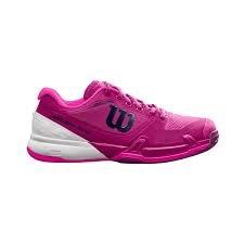Wilson Rush Pro 2.5 Very Berry-White-Pink Donna