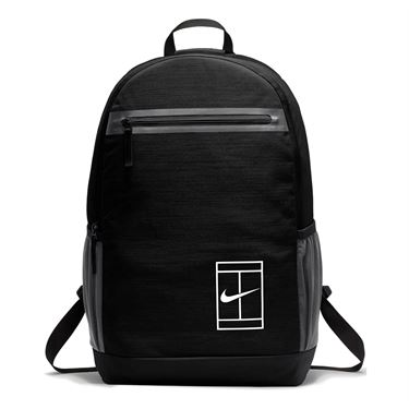 Nike Court Tennis Backpack  Zaino nero 1