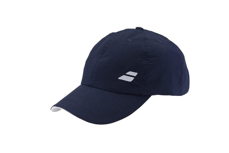 Babolat Basic Logo Cappellino 4 Navy Junior