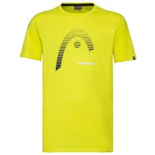 Head Club Carl T-Shirt Giallo Uomo 1
