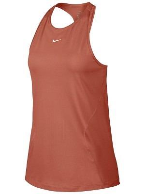 Nike Fall Pro Tank Corallo Donna 1