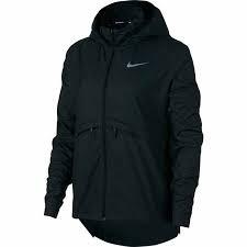 Nike Running Rain Jacket Nero Donna