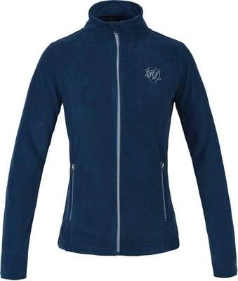 Kingsland Klhazel Micro Fleece Jacket Blue Real Donna 1
