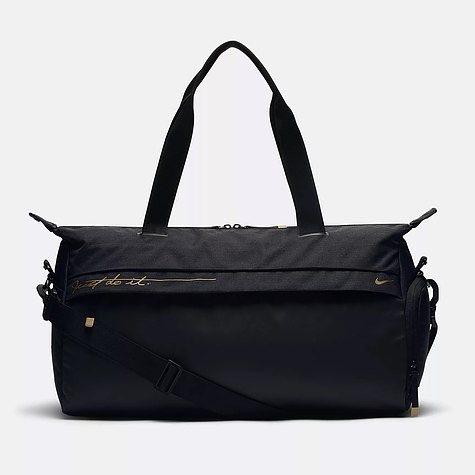 Nike Radiate Graphic Training Club Bag Nero