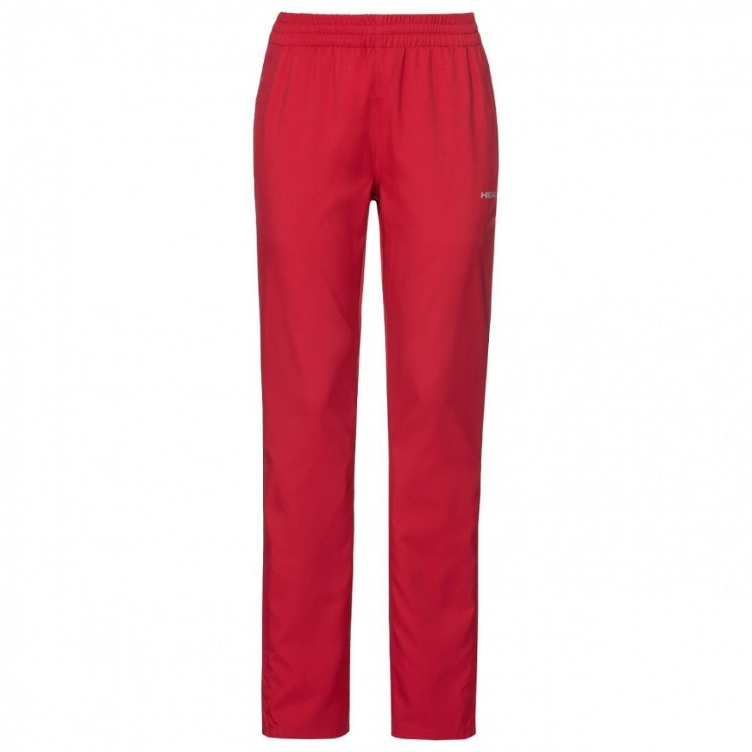Head Club Pant Rosso Donna