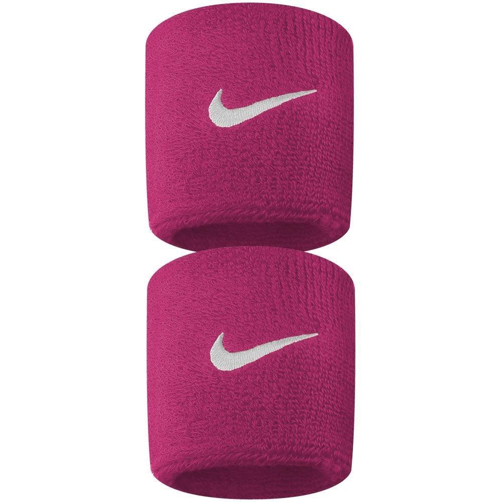 Nike Polsini Rosa Logo Bianco (2x)