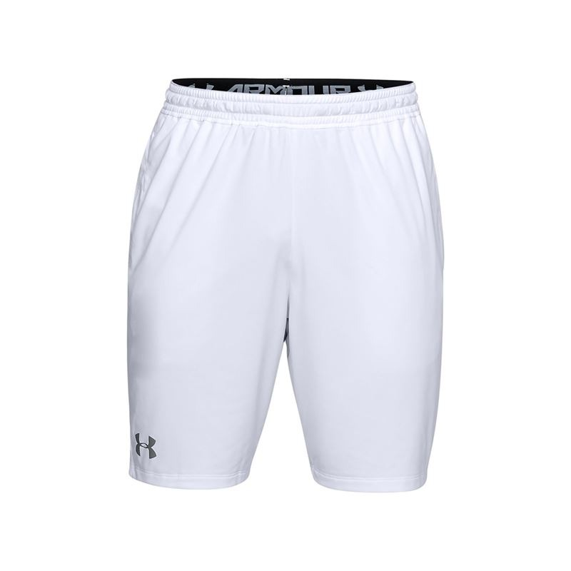 Under Armour Raid 2.0 Short Bianco Uomo 1