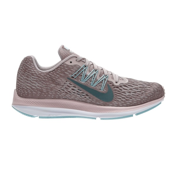 Nike Zoom winflo 5 Grigio-Rosa Donna