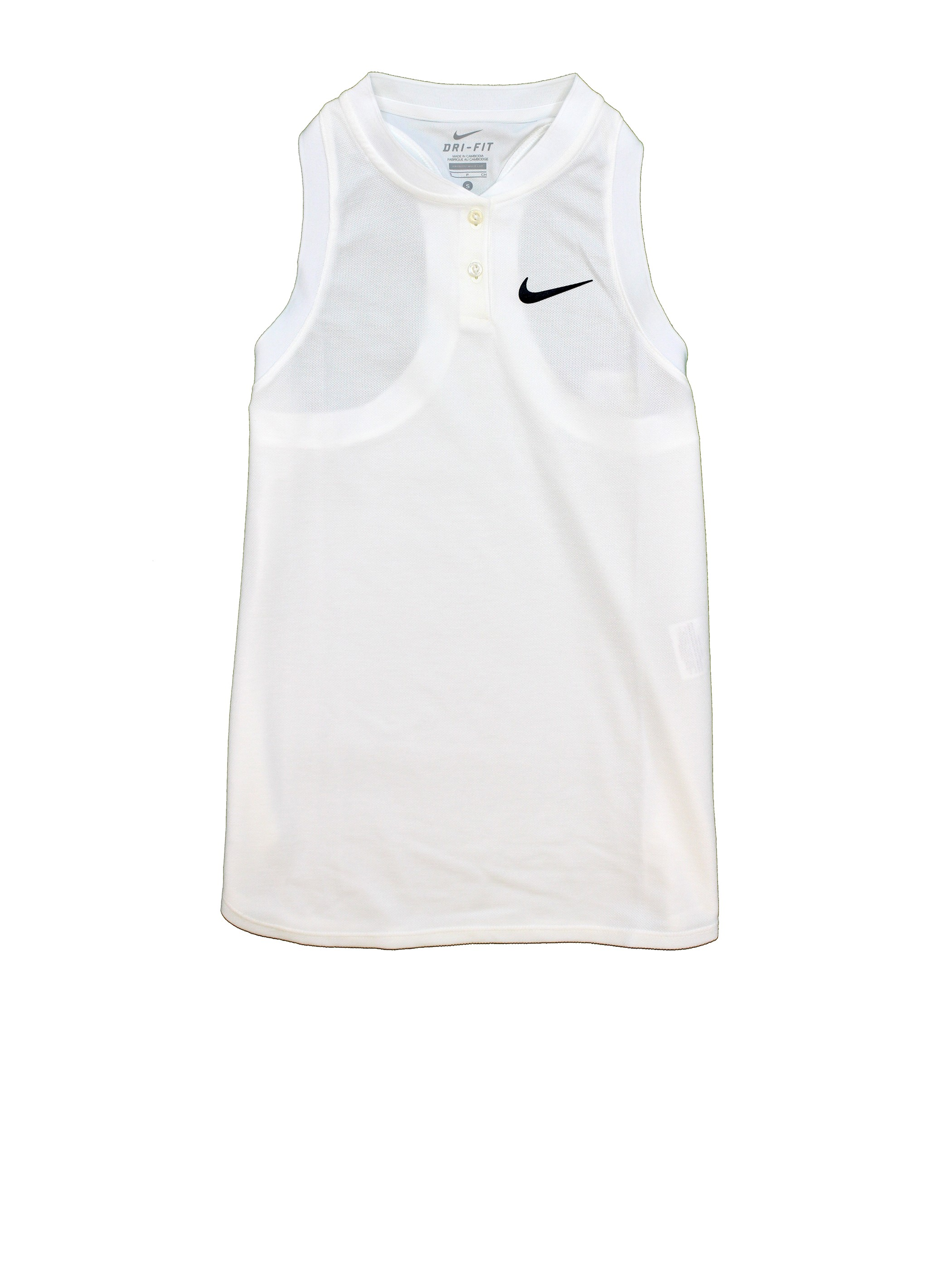Nike Premier Advantage Polo Bianco Donna 1