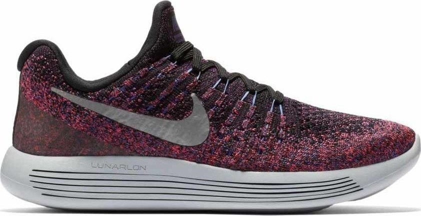 NikeLunarepic Low Flyknit Blu-Viola Donna
