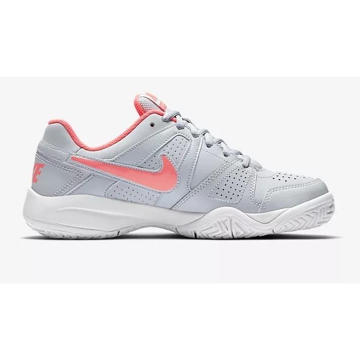 Nike City Court 7 Pure Platinum-Punch-White Junior