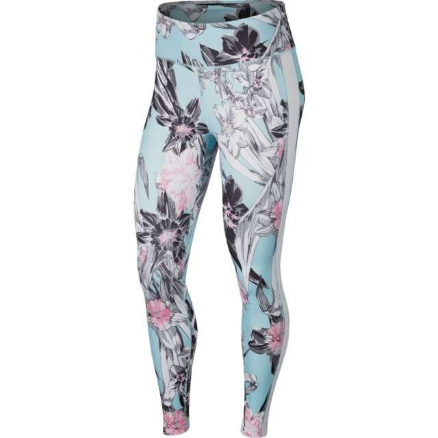 Nike pantaloni Rosa Neri Blu Donna 1