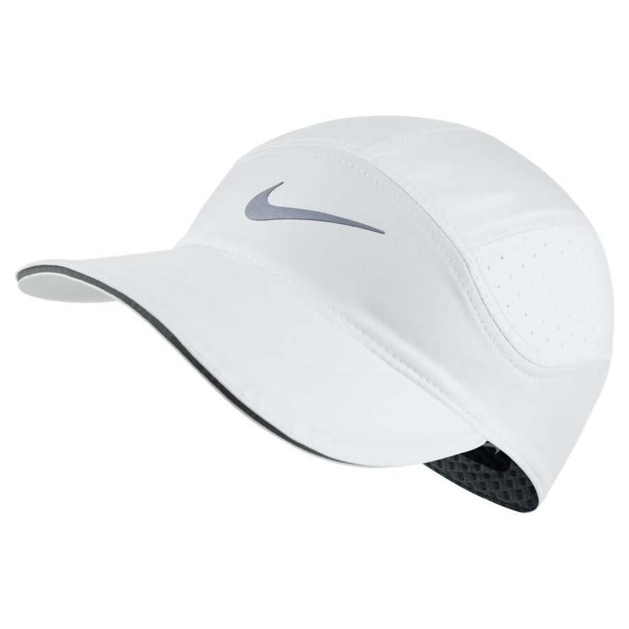 Nike Aerobil Cap Bianco