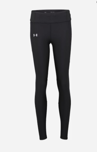 Under Armour UA Speed Stride Tight Black Donna