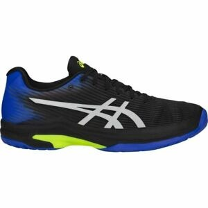 Asics Solution Speed FF Nero Blu Uomo 1