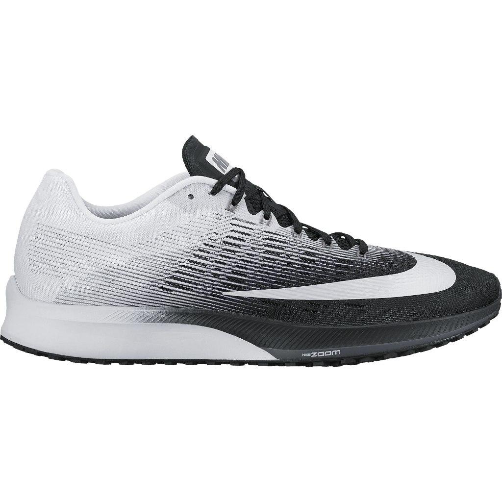 Nike Air Zoom Elite 9 Bianco-Nero Donna