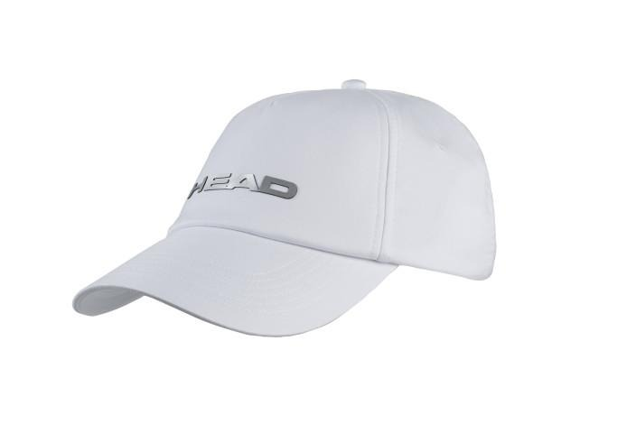 Head Performance Cap Bianco 1