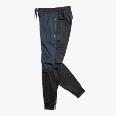 On Running Pant Black Storm Donna