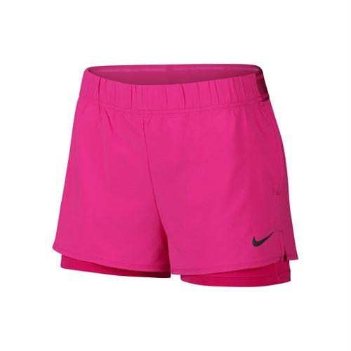 Nike Short Court Flex Donna Pink 1