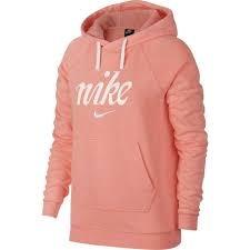 Nike Hoodie PO Rosa Donna 1