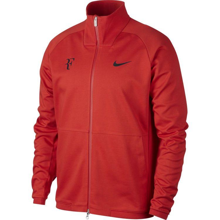 Nike RF Jacket Rosso Uomo 1