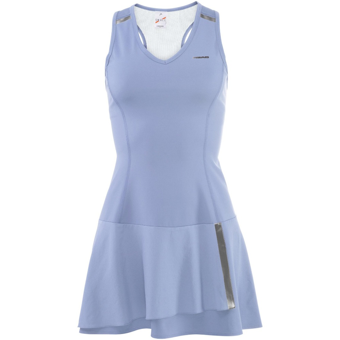 Head Perf Dress Azzuro Donna