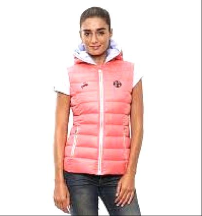 Spooks Lisa Vest Pink Donna 1