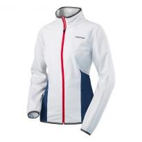 Head Club Jacket Bianco-Navy Bambina