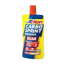 Pro Action Carbo Sprint Endurance BCAA Gel Arancia