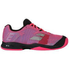 Babolat Jet Clay Rosa-Nero Junior