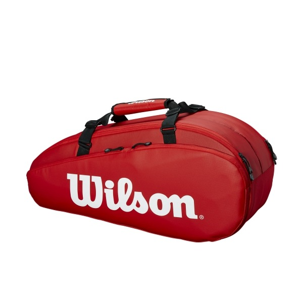 Wilson Tour 2 Comp Small Red 1